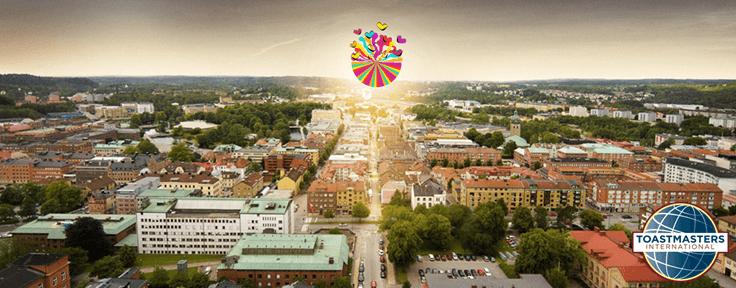 Steglitz Toastmasters in Borås–Schweden